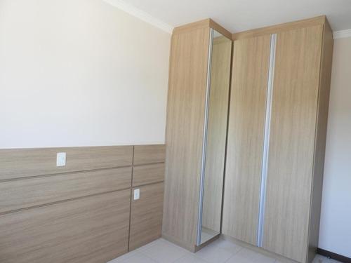 apartamento no vila nova com 2 quartos para locação, 49 m² - lg1373