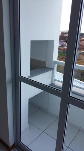 apartamento no vila nova com 2 quartos para locação, 55 m² - la175