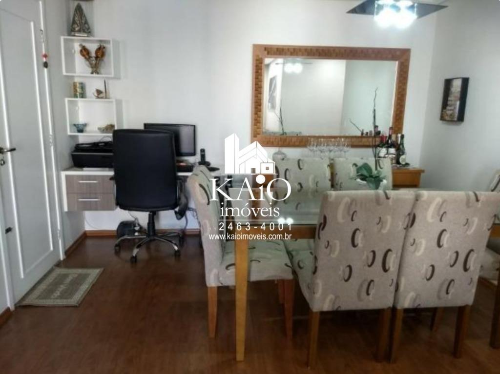 apartamento no wi vila augusta de 70m² com 2 dormitórios 1 suite 1 vaga - ap1153