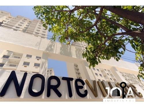 apartamento norte village - 2 e 3 quartos - 118