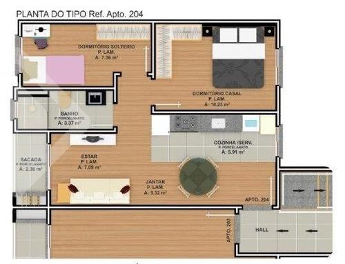 apartamento - nossa senhora da saude - ref: 236914 - v-236914