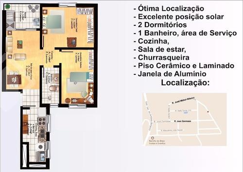 apartamento - nossa senhora da saude - ref: 239482 - v-239482