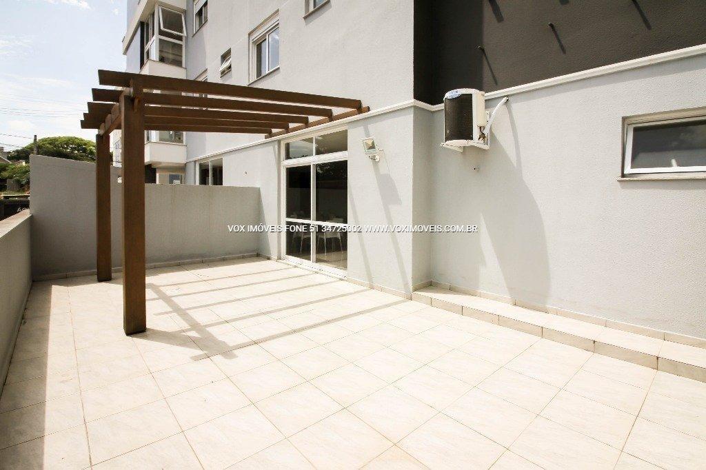 apartamento - nossa senhora das gracas - ref: 33689 - v-33689