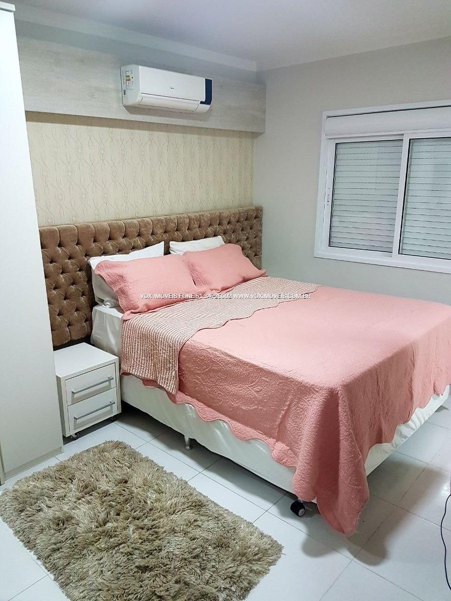 apartamento - nossa senhora das gracas - ref: 49507 - v-49507
