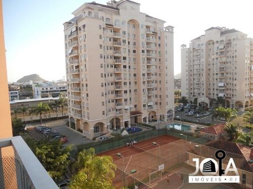apartamento nova barra - 3 quartos - 253
