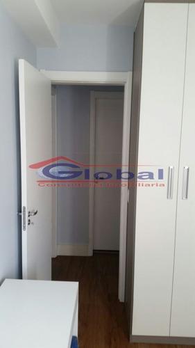 apartamento - nova petrópolis - são bernardo do campo - gl39371