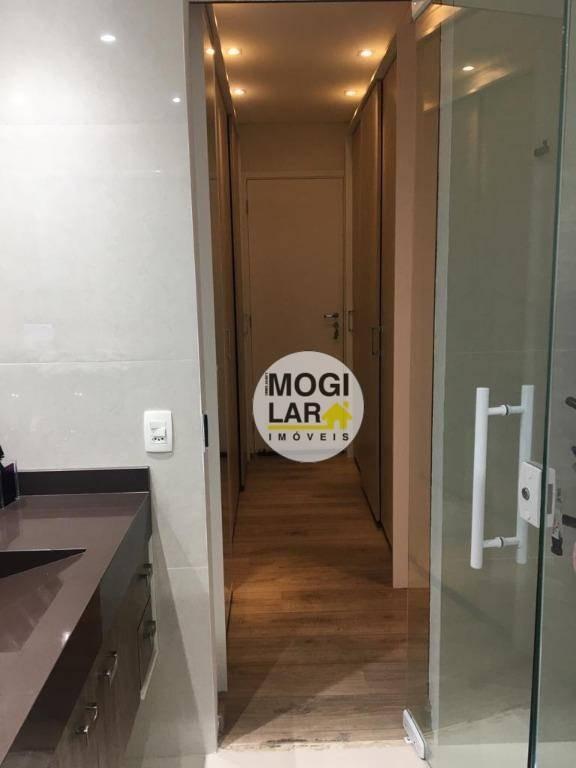 apartamento novinho e espaçoso  na vila oliveira, condomínio helbor home club itapeti - ap0172