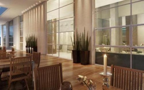 apartamento novíssimo com varanda gourmet na vila sônia, são paulo