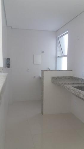apartamento novo 02 quartos suite 02 vagas elevador - 1343