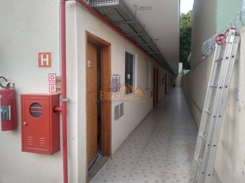 apartamento novo 2 dormitórios, 36 m2 vila esperança - 5098