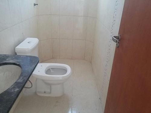 apartamento novo 2 dormitórios sendo suíte.guilhermina - codigo: ap5442 - ap5442