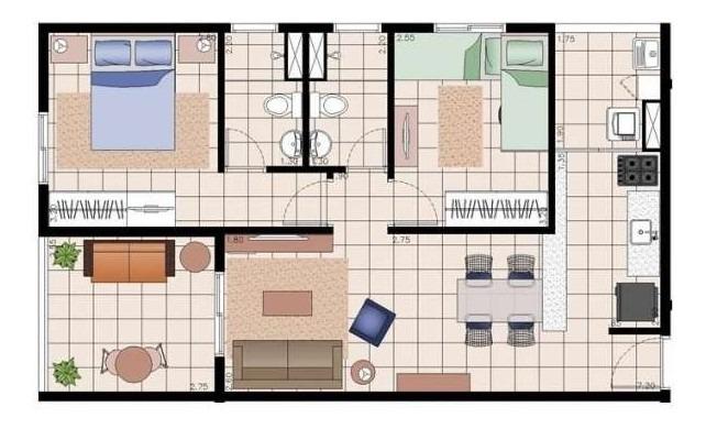 apartamento novo abaixo do preço !!!