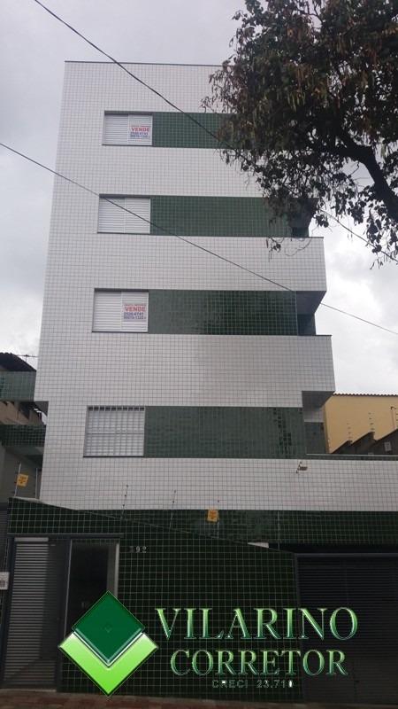 apartamento novo bairro santa efigenia - 1927v