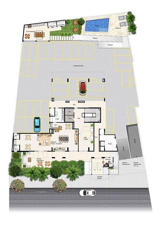 apartamento novo. bairro vila nova cachoeirinha como a construtora entregou. - 170-im208877