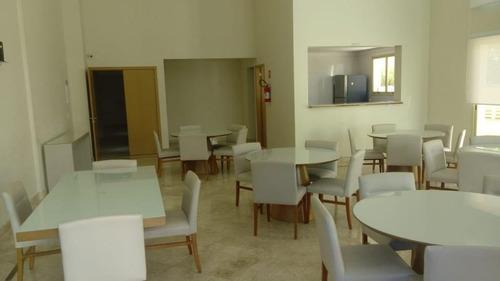 apartamento novo com 1 dormitório à venda, 44,50 m² por r$ 480.000 - santana - são paulo/sp - ap3469