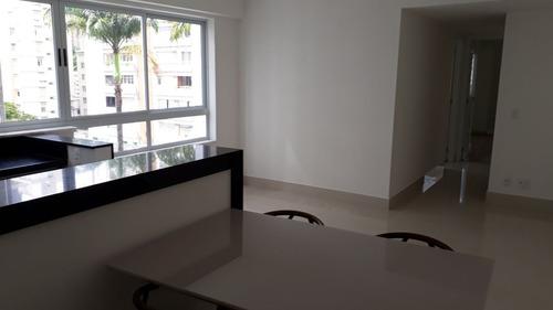 apartamento novo com 1 quarto no bairro funcionários. - 1624