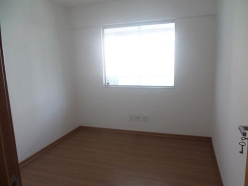 apartamento novo com 3 quartos no bairro funcionários. - 1440