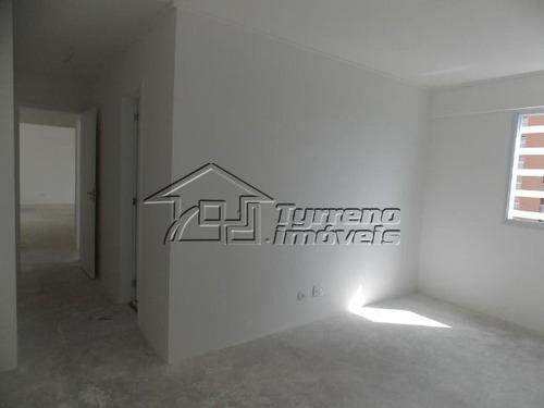 apartamento novo com varanda gourmet 122m², 2 ou 3 vagas no jardim das indústrias