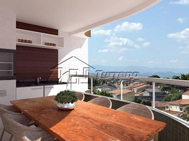 apartamento novo com varanda gourmet no jardim das indústrias