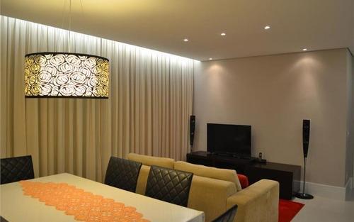apartamento novo com varanda gourmet à venda, morumbi, são paulo.