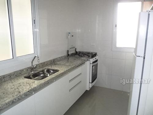 apartamento novo com vista mar pe na areia - p5353mll