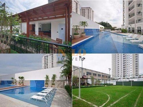 apartamento novo de 02 quartos, 01 suite, no bairro do socorro! - 422