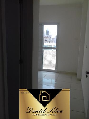 apartamento novo de 1 dormitório alto padrao só 200 mil a vi
