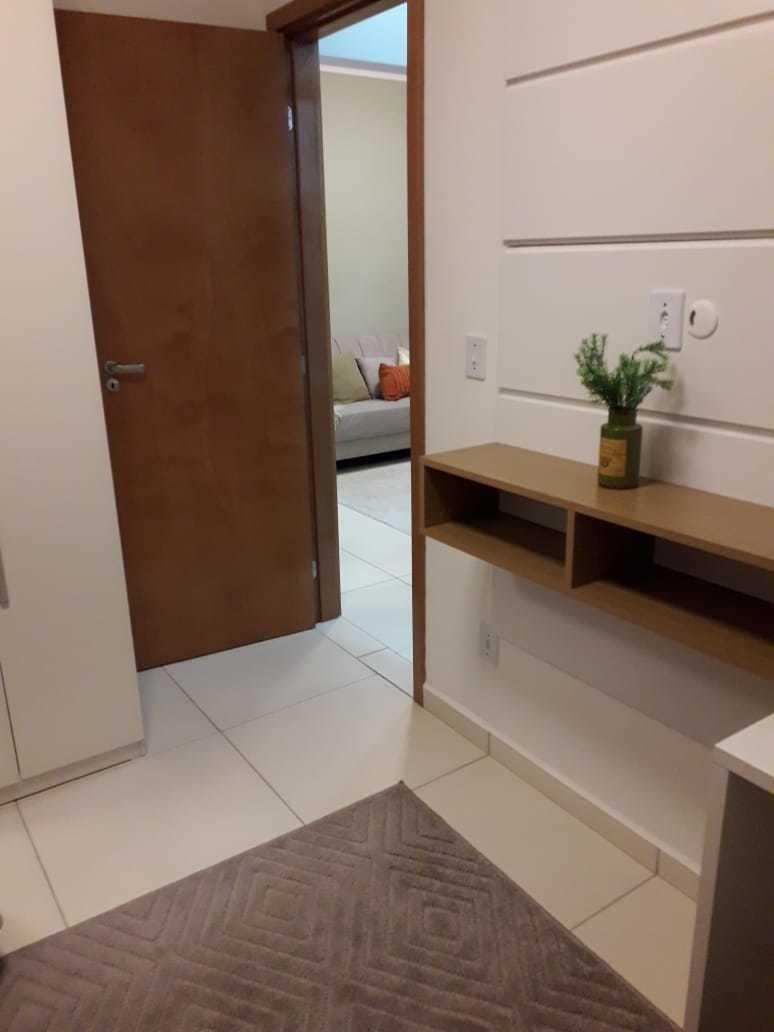 apartamento novo de 2 dormitórios