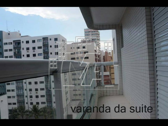 ¿apartamento novo de 2 dormitórios com vista para o mar na aviação.