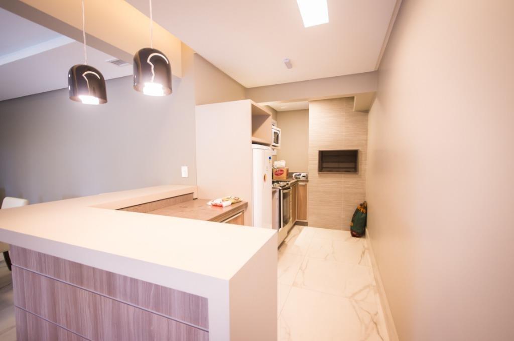 apartamento novo de 2 dormitórios no bairro higienópolis - ap3233