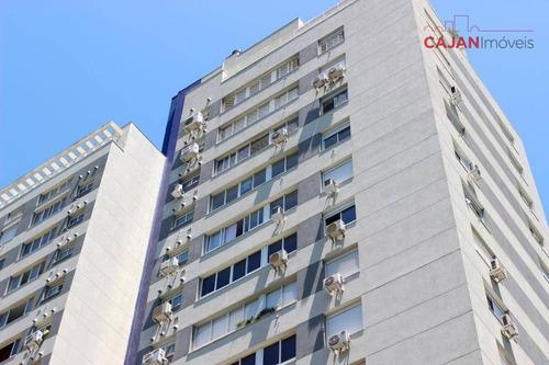 apartamento novo de 3 dormitórios e 1 vaga no bairro petrópolis - ap0662