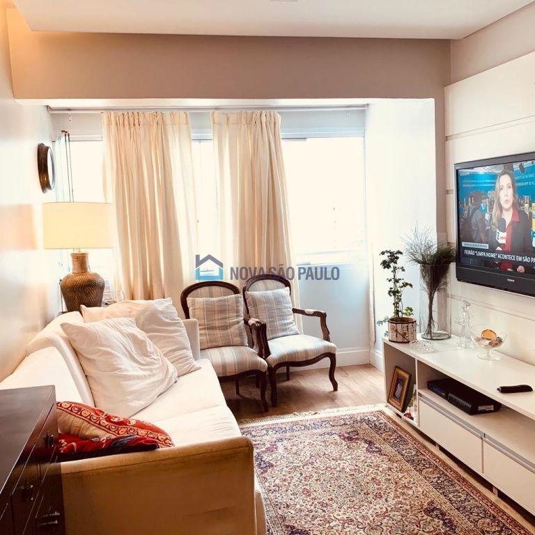 apartamento novo de 68m² a 700m metrô praça da árvore - bi26257