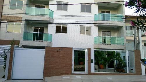 apartamento novo em alto padrão com 140 m², 3 quartos e 2 va - 746