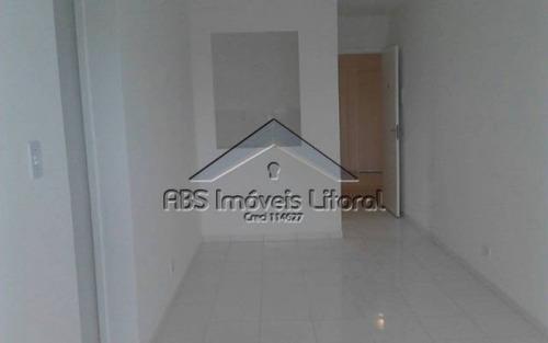apartamento novo em vila caiçara em praia grande - ap141