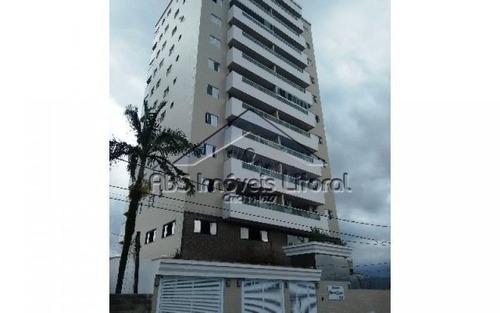 apartamento novo em vila caiçara na praia grande - ap 759