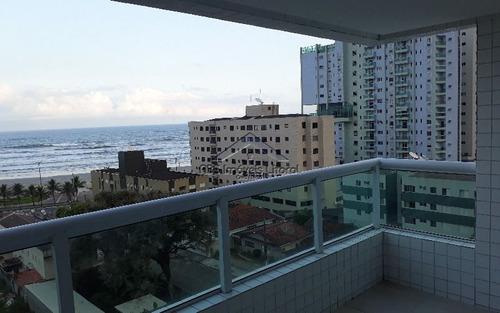 apartamento novo em vila caiçara - praia grande