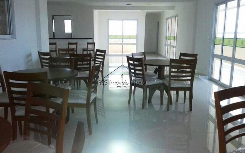 apartamento novo em vila guilhermina em praia grande