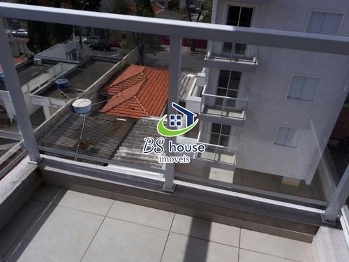 apartamento novo estilo loft - na região do vila alpina - 6137