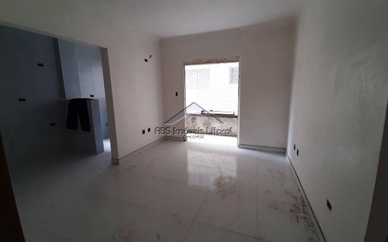 apartamento novo na vila caiçara em praia grande ( lançamento )