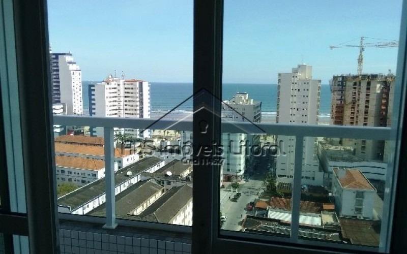 apartamento novo no boqueirão em praia grande - ap 765
