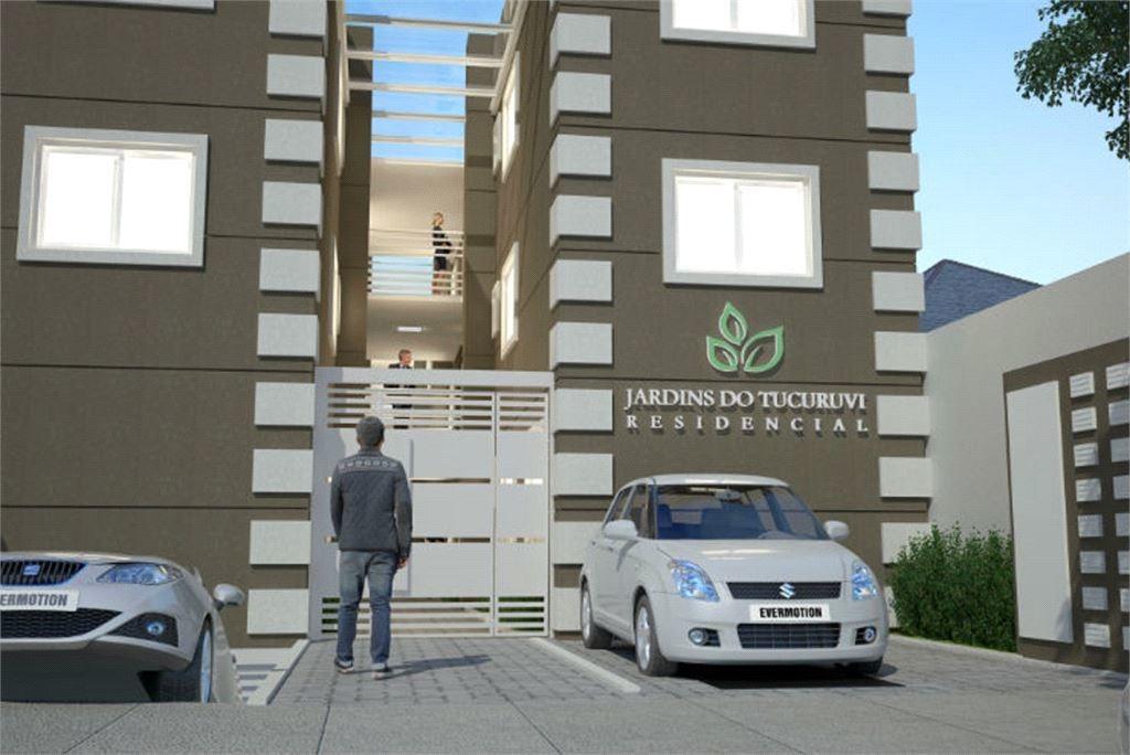 apartamento novo no tucuruvi de 50m2 com 02 dormitórios e 01 vaga de garagem. - 170-im403676