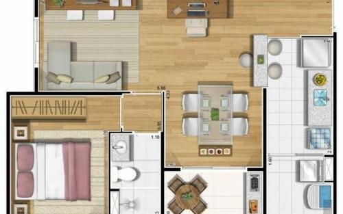 apartamento  novo nunca habtado , vila sonia metro , sao paulo.