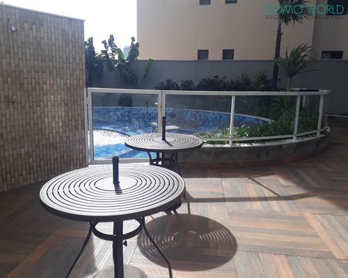 apartamento novo - ótima localização - ap01771 - 34164644