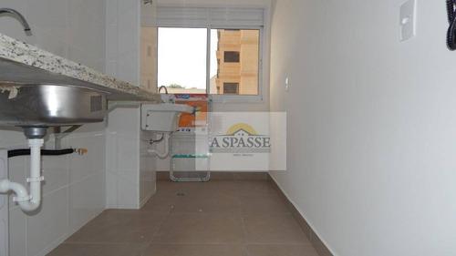 apartamento novo para venda - próximo unaerp - ap0304
