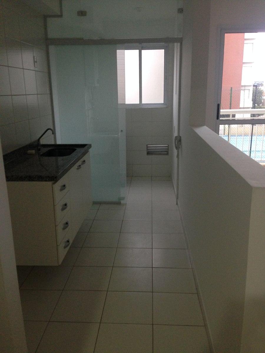 apartamento novo, pronto para morar. butantã  fl49