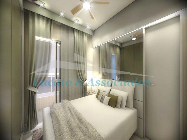 apartamento novo pronto para morar para venda vila guilhermina, praia grande sp - ap00915 - 3387141