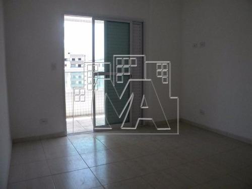 apartamento novo próxima à praia - 03 quartos