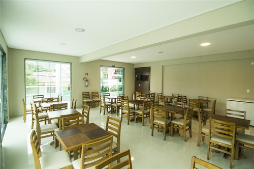 apartamento novo residencial à venda, 3 dormitórios com piscina, canto do forte, praia grande. - ap0735