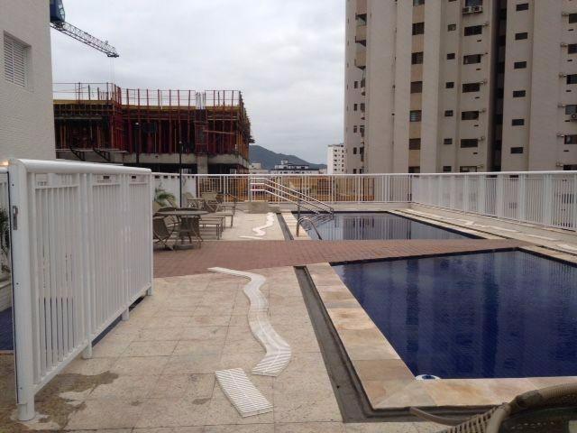 apartamento novo à venda na ponta da praia, santos - ap0707