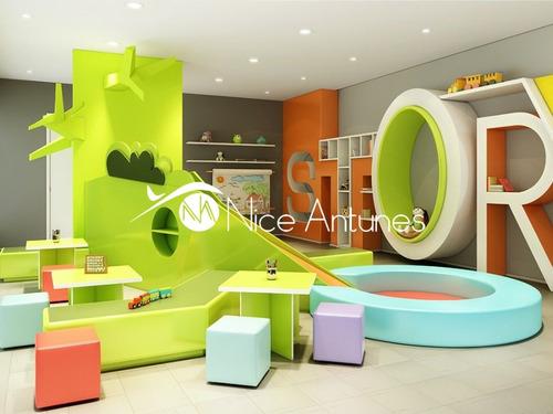 apartamento novo, venda, pinheiros, zona oeste - na7394